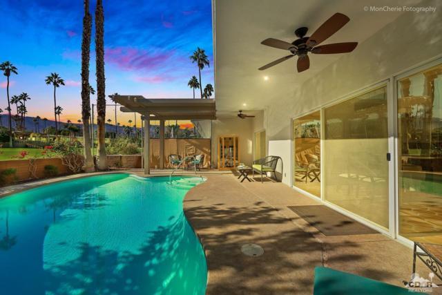 73607 18th Fairway Lane A, Palm Desert, CA 92260 (MLS #218035180) :: The John Jay Group - Bennion Deville Homes
