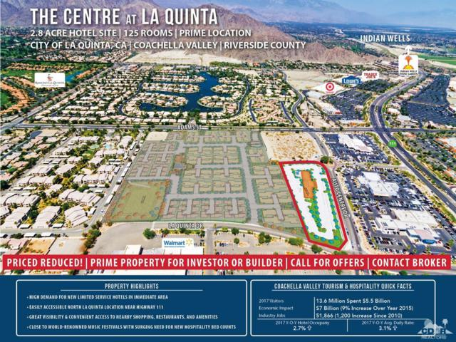 0 La Quinta Centre Dr, La Quinta, CA 92253 (MLS #218035282) :: Brad Schmett Real Estate Group