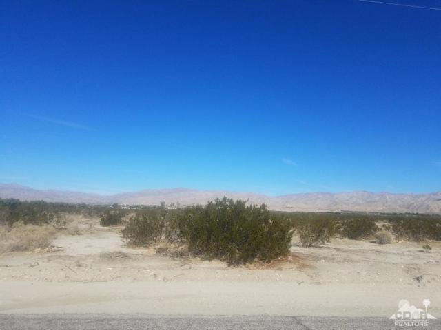 0 20th Avenue, Desert Hot Springs, CA 92241 (MLS #218035296) :: Hacienda Group Inc