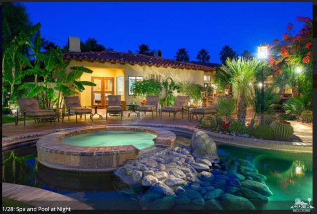 1320 E Tachevah Drive, Palm Springs, CA 92262 (MLS #218035310) :: Brad Schmett Real Estate Group