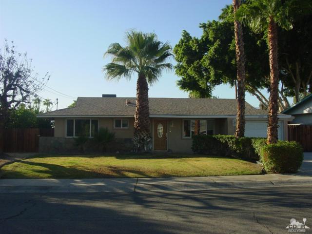 77055 Michigan Dr. Drive, Palm Desert, CA 92211 (MLS #218035326) :: The Jelmberg Team