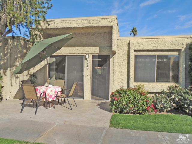 2245 Los Patos Drive, Palm Springs, CA 92264 (MLS #218035394) :: The Sandi Phillips Team