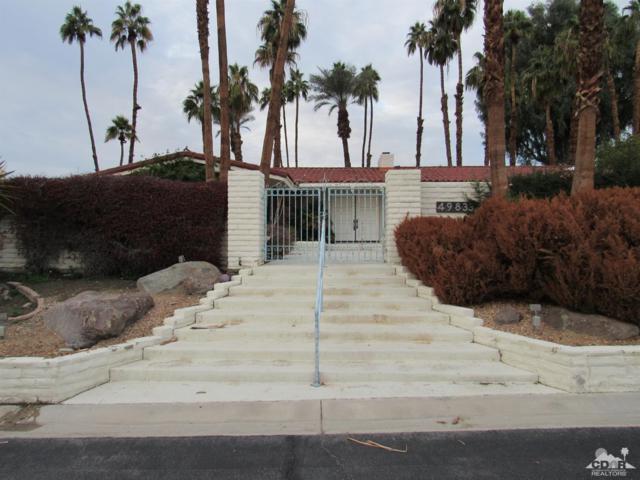49833 Avenida Montero, La Quinta, CA 92253 (MLS #218035396) :: Brad Schmett Real Estate Group