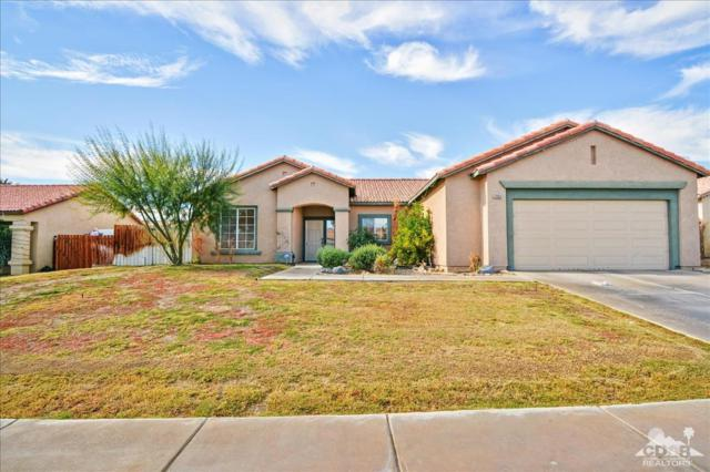 31165 Via Ventana, Thousand Palms, CA 92276 (MLS #218035552) :: The Jelmberg Team