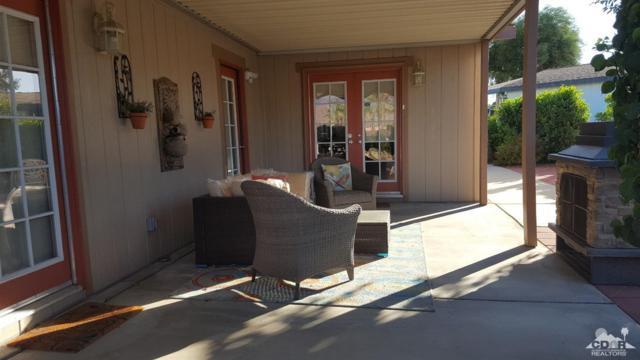 73450 Country Club Drive #159, Palm Desert, CA 92260 (MLS #218035618) :: The John Jay Group - Bennion Deville Homes