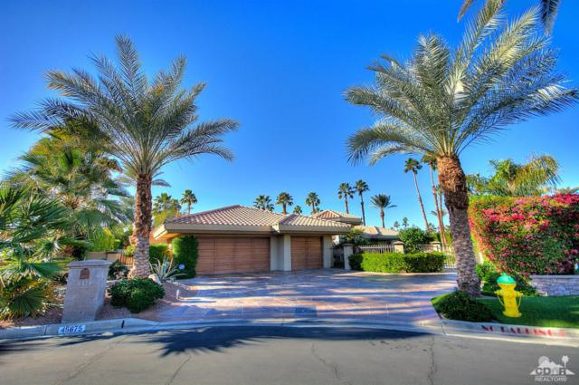 45675 Gurley Drive, Indian Wells, CA 92210 (MLS #218035712) :: The Jelmberg Team