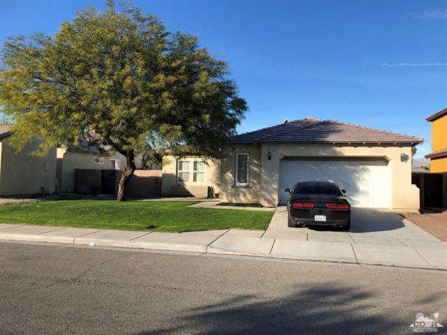 84450 Redondo Norte, Coachella, CA 92236 (MLS #218035976) :: The Jelmberg Team