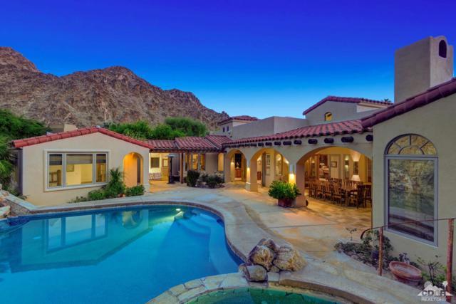 48730 Via Linda, La Quinta, CA 92253 (MLS #219000099) :: Hacienda Group Inc