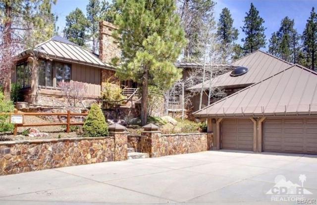 42290 Heavenly Valley Road, Big Bear, CA 92315 (MLS #219000135) :: The Jelmberg Team