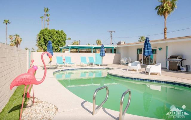 3951 E Calle San Raphael, Palm Springs, CA 92264 (MLS #219000215) :: The John Jay Group - Bennion Deville Homes