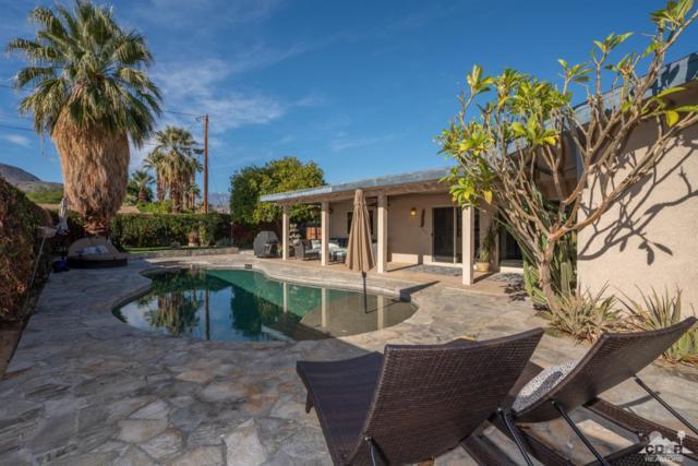 44695 San Benito Circle, Palm Desert, CA 92260 (MLS #219000331) :: The John Jay Group - Bennion Deville Homes