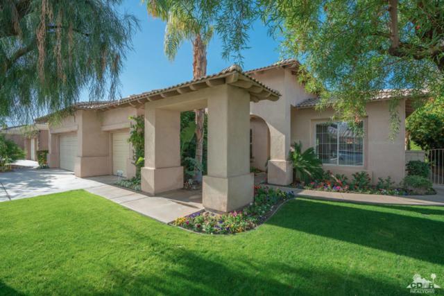 40741 Avenida Solana, Palm Desert, CA 92260 (MLS #219000389) :: The John Jay Group - Bennion Deville Homes