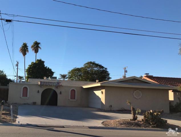 43345 Warner, Palm Desert, CA 92211 (MLS #219000513) :: The Jelmberg Team