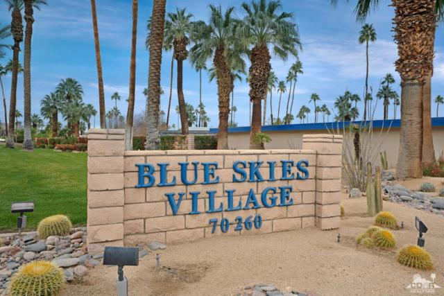 70260 Highway 111 #51, Rancho Mirage, CA 92270 (MLS #219000551) :: The John Jay Group - Bennion Deville Homes