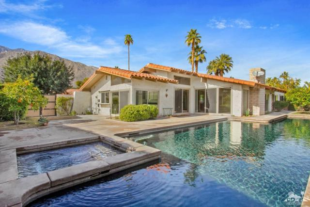 1272 Primavera Drive N, Palm Springs, CA 92264 (MLS #219000675) :: The Sandi Phillips Team