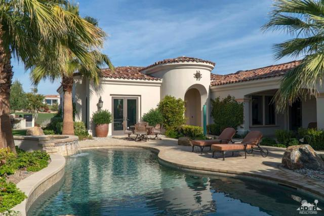 76206 N Via Arezzo, Indian Wells, CA 92210 (MLS #219000691) :: Brad Schmett Real Estate Group