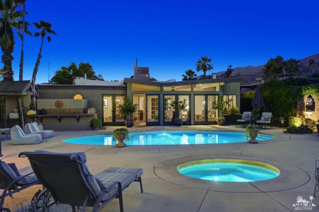 240 W Crestview Drive, Palm Springs, CA 92264 (MLS #219000813) :: Brad Schmett Real Estate Group