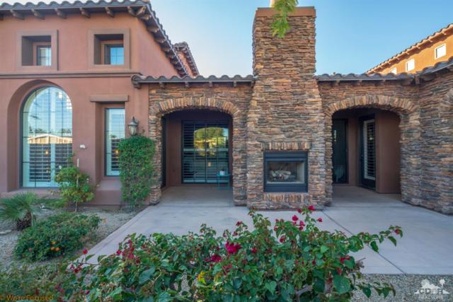 6361 Via Stasera, Palm Desert, CA 92260 (MLS #219000815) :: The John Jay Group - Bennion Deville Homes