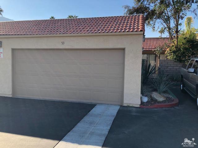 70100 Mirage Cove Drive #53, Rancho Mirage, CA 92270 (MLS #219000825) :: Brad Schmett Real Estate Group