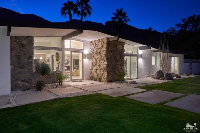 841 N Rose Avenue, Palm Springs, CA 92262 (MLS #219000833) :: Brad Schmett Real Estate Group
