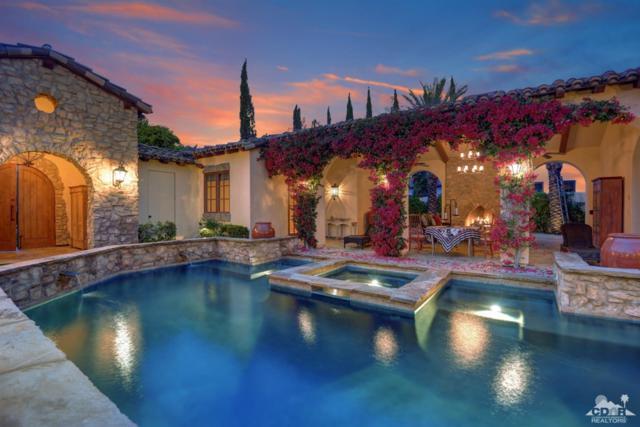 52844 Via Dona, La Quinta, CA 92253 (MLS #219000957) :: Brad Schmett Real Estate Group