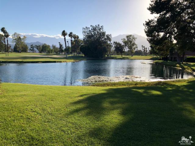 138 Racquet Club Drive, Rancho Mirage, CA 92270 (MLS #219001051) :: The John Jay Group - Bennion Deville Homes
