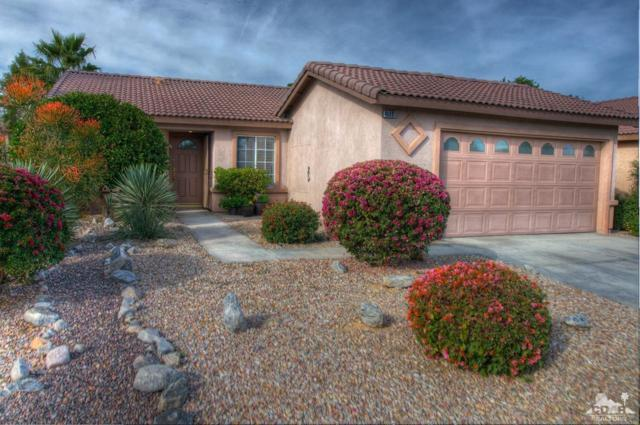 49681 Truman Way, Indio, CA 92201 (MLS #219001089) :: The John Jay Group - Bennion Deville Homes
