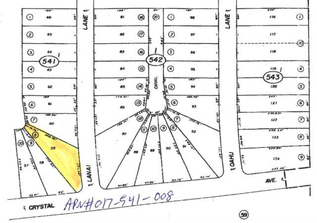 2343 Lanai Lane, Salton City, CA 92275 (MLS #219001223) :: The John Jay Group - Bennion Deville Homes
