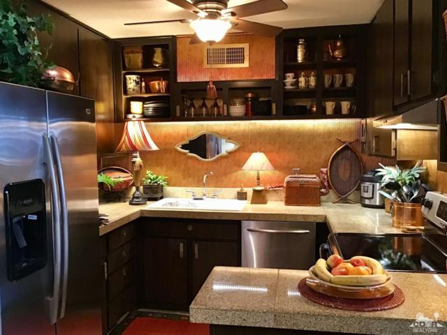 469 Bradshaw Lane #28, Palm Springs, CA 92262 (MLS #219001227) :: The John Jay Group - Bennion Deville Homes