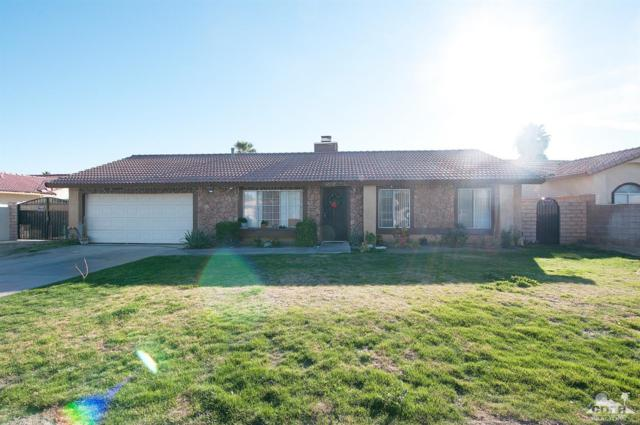 68115 Espada Road, Cathedral City, CA 92234 (MLS #219001259) :: The John Jay Group - Bennion Deville Homes