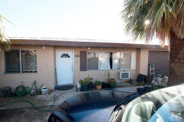 66569 Estrella Avenue, Desert Hot Springs, CA 92240 (MLS #219001261) :: The John Jay Group - Bennion Deville Homes