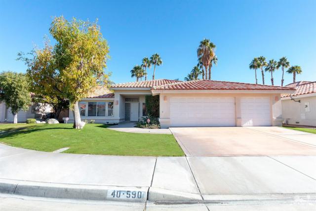 40590 Glenwood Lane, Palm Desert, CA 92260 (MLS #219001271) :: The Sandi Phillips Team