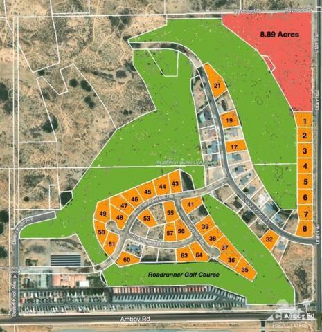 0 Diamond Bar Road, 29 Palms, CA 92277 (MLS #219001369) :: Hacienda Group Inc