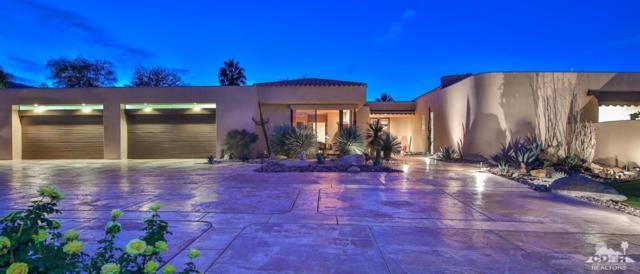 72845 Calle De La Silla, Palm Desert, CA 92260 (MLS #219001387) :: The John Jay Group - Bennion Deville Homes