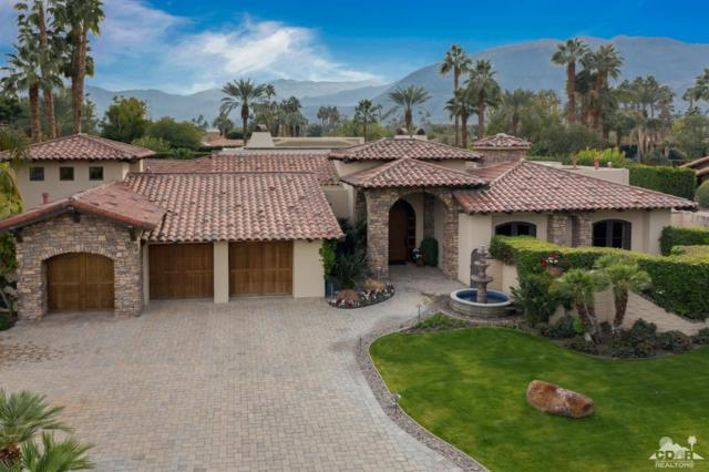 72320 Tanglewood Lane Lane, Rancho Mirage, CA 92270 (MLS #219001451) :: Brad Schmett Real Estate Group