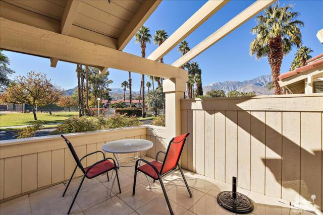 6054 Montecito Drive #1, Palm Springs, CA 92264 (MLS #219001565) :: The John Jay Group - Bennion Deville Homes