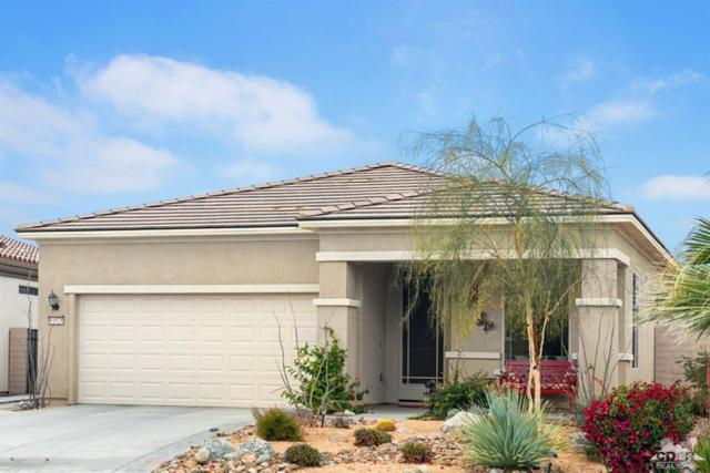81928 Calle Torbellino, Indio, CA 92203 (MLS #219001575) :: The John Jay Group - Bennion Deville Homes