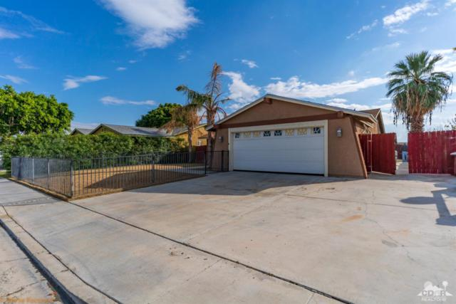 82855 Via Palermo, Indio, CA 92201 (MLS #219001725) :: Brad Schmett Real Estate Group