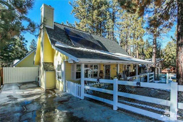 138 Teakwood Drive, Big Bear, CA 92315 (MLS #219001809) :: The Jelmberg Team