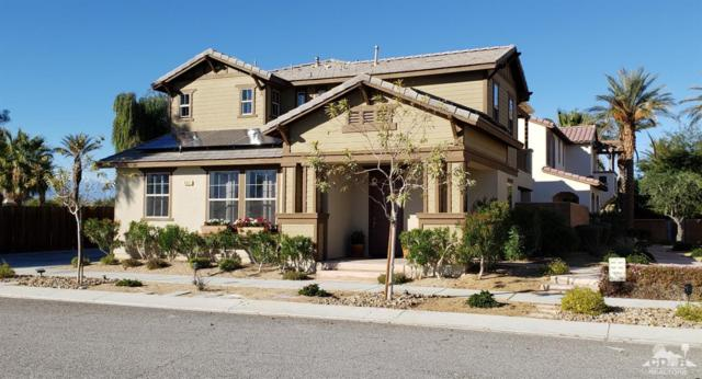 642 Via Firenze, Cathedral City, CA 92234 (MLS #219001863) :: The Jelmberg Team