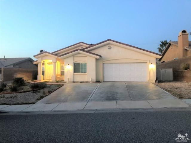 67968 Whitney Court, Desert Hot Springs, CA 92240 (MLS #219001969) :: The Jelmberg Team