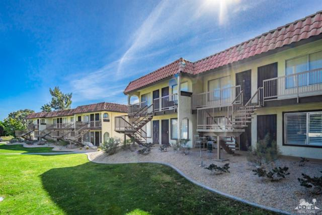 9653 Spyglass Avenue #109, Desert Hot Springs, CA 92240 (MLS #219002013) :: Hacienda Group Inc