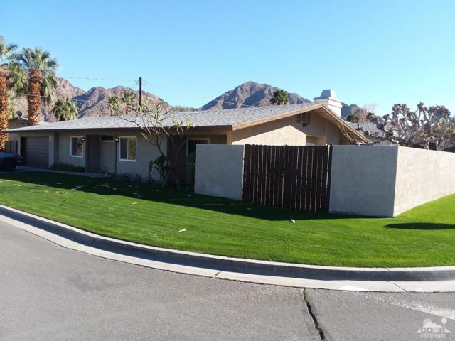 77595 Calle Chihuahua, La Quinta, CA 92253 (MLS #219002031) :: Brad Schmett Real Estate Group