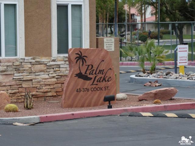 43376 Cook Street #33, Palm Desert, CA 92211 (MLS #219002047) :: Hacienda Group Inc