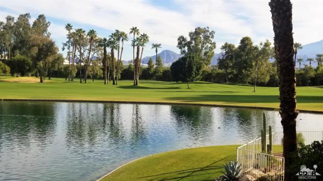 900 Island Drive #213, Rancho Mirage, CA 92270 (MLS #219002121) :: The John Jay Group - Bennion Deville Homes
