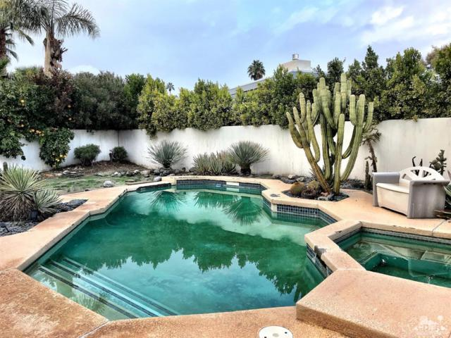 1164 E Via Colusa, Palm Springs, CA 92262 (MLS #219002163) :: Brad Schmett Real Estate Group