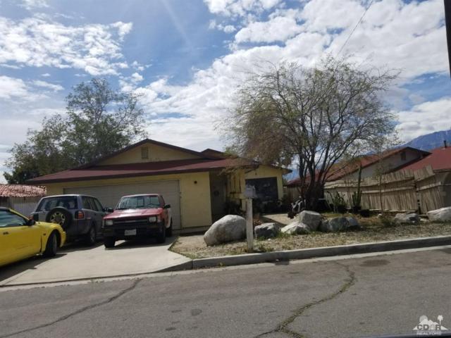 66355 5th Street, Desert Hot Springs, CA 92240 (MLS #219002171) :: The Jelmberg Team