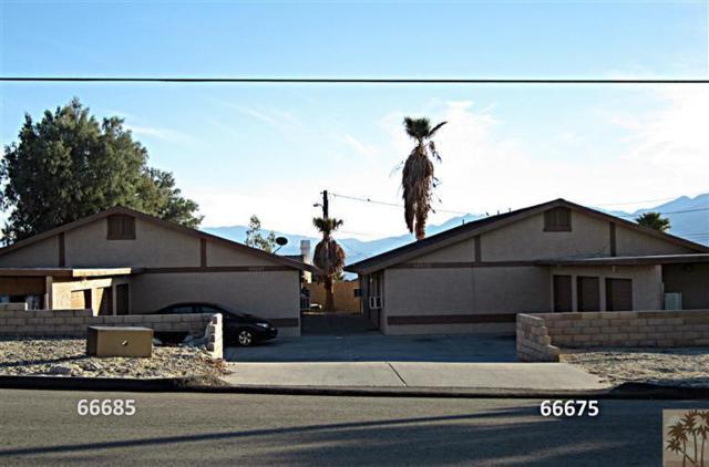 66675 4th Street, Desert Hot Springs, CA 92240 (MLS #219002173) :: The Jelmberg Team
