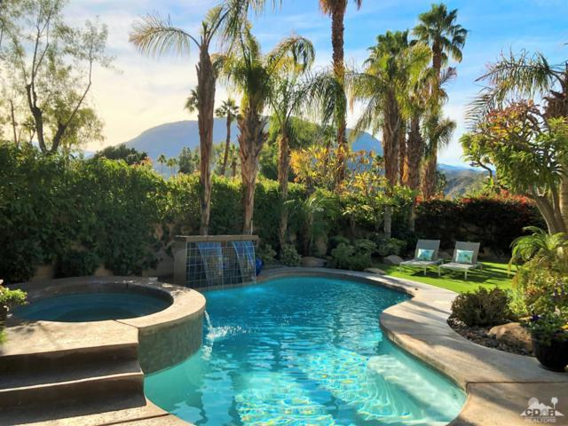 1 Stonecrest Circle, Rancho Mirage, CA 92270 (MLS #219002215) :: The John Jay Group - Bennion Deville Homes