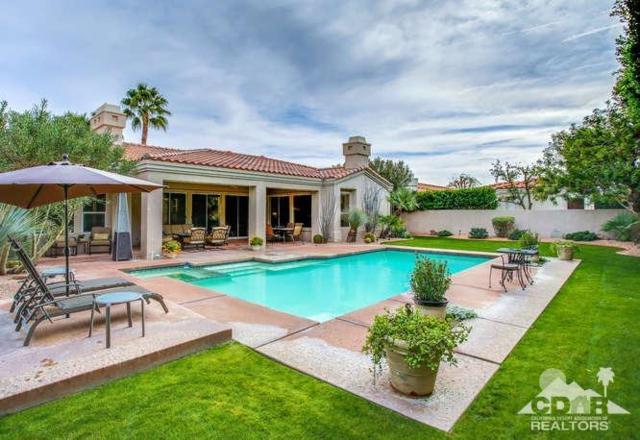 41 Gibraltar Drive, Palm Desert, CA 92211 (MLS #219002335) :: The Jelmberg Team